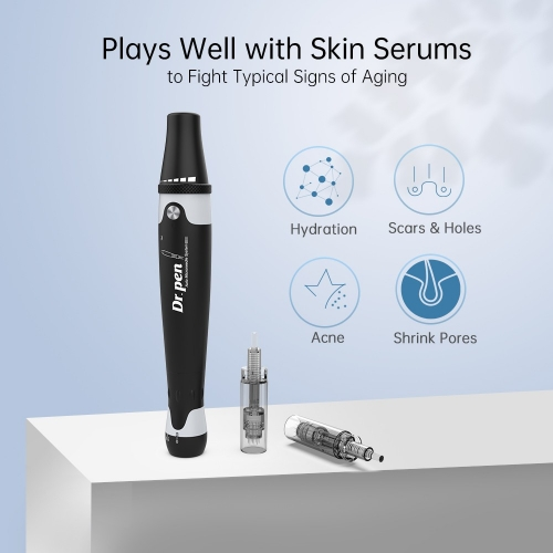 DR.PEN A7 Wired Microneedling Kit with 2 Cartridges